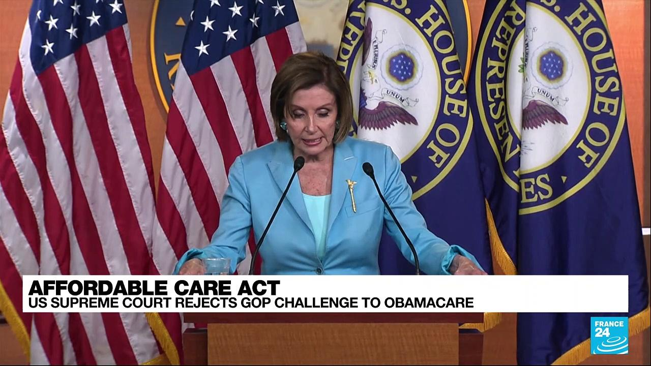 US Supreme Court rejects GOP challenge to Obamacare