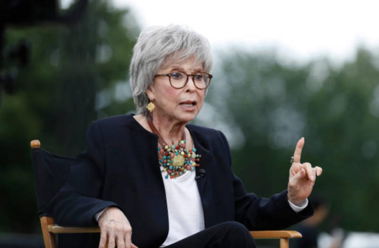 Rita Moreno Apologizes for Dismissing Criticism of 'In the Heights' Colorism