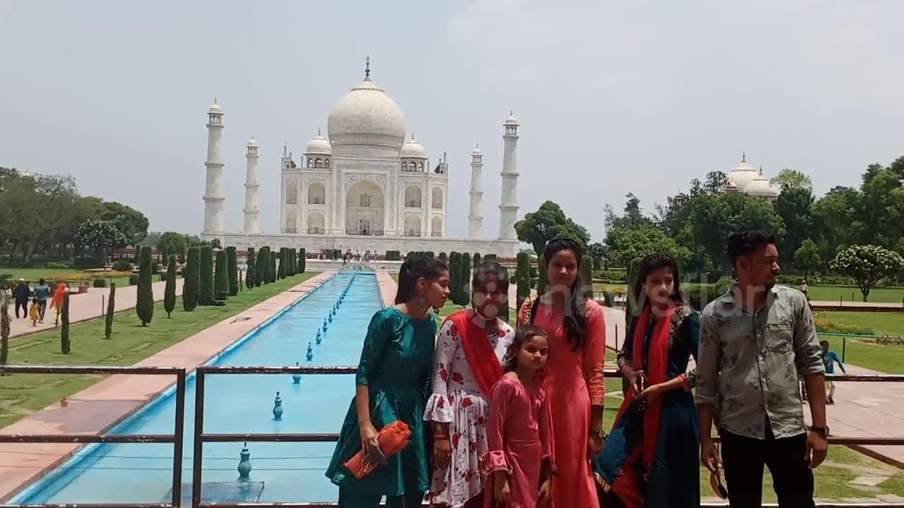Taj Mahal reopens for tourists as India eases COVID-19 restrictions