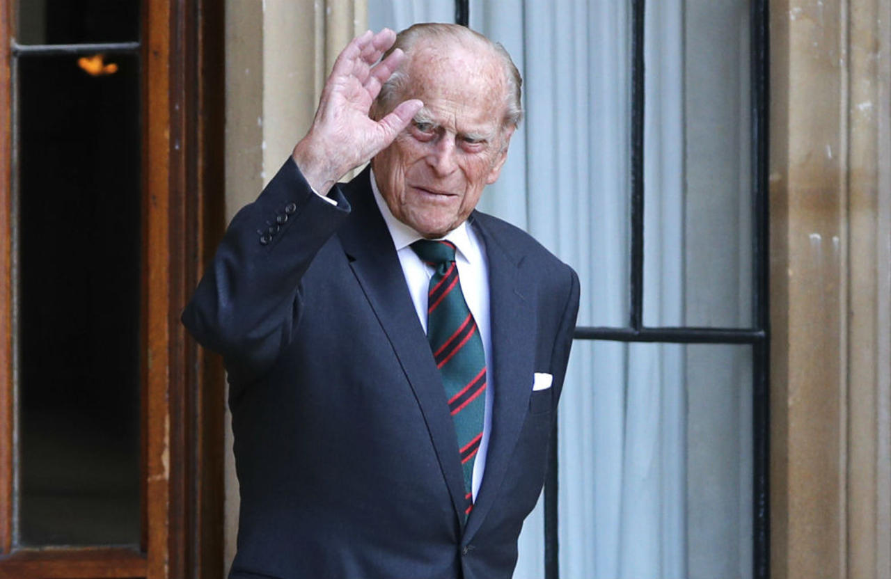 """Prince Philip's death left a """"giant-sized hole"""" in the royal family"""
