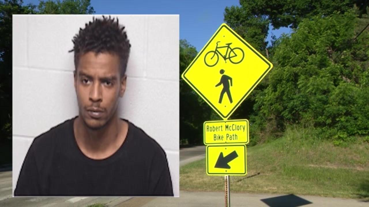 Man arrested after 16-year-old girl sexually assaulted on Illinois bike path
