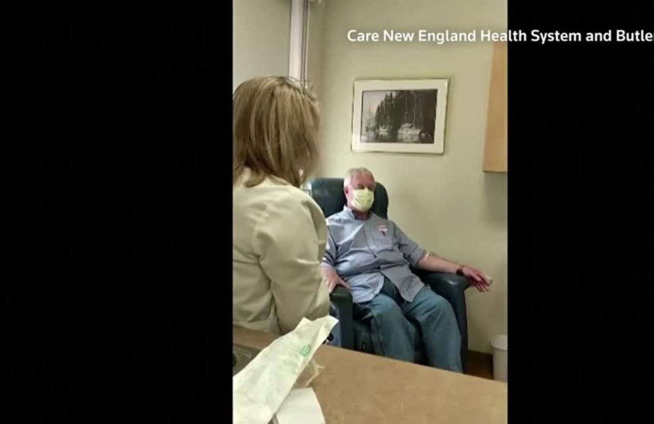 First patient receives Biogen Alzheimer's drug