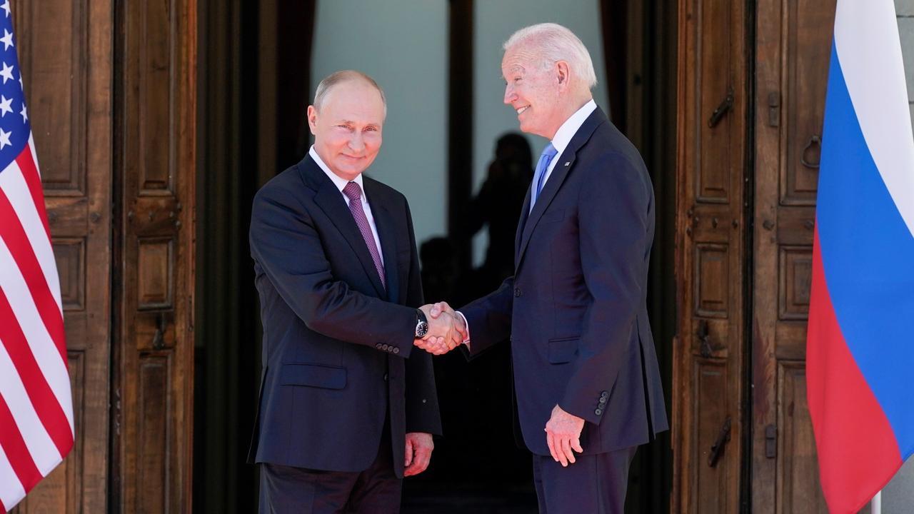 Biden, Putin conclude Geneva summit after hours of talks