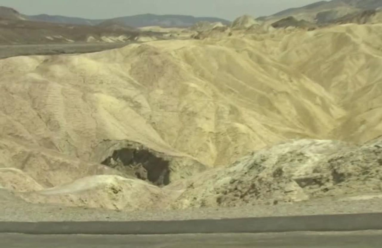 California's Death Valley records 129 degrees