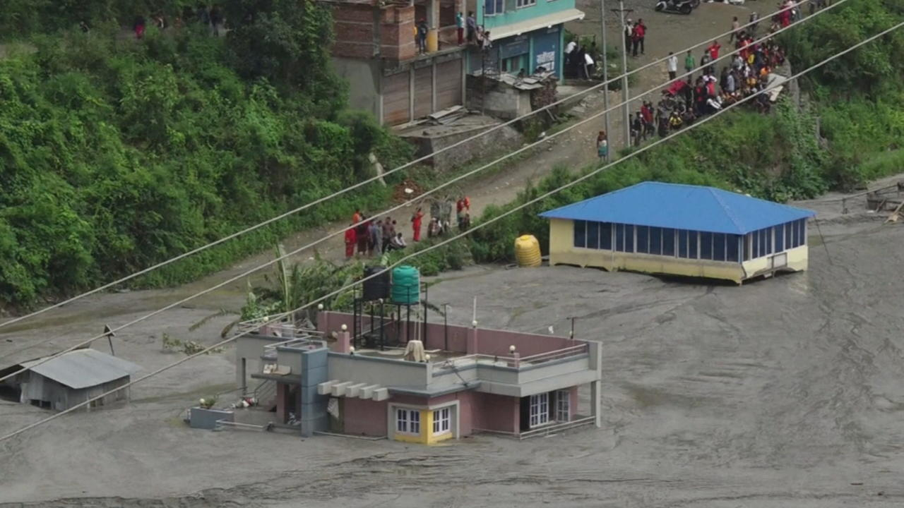 Nepal struggles to rescue those stranded in floods in Himalayan foothills