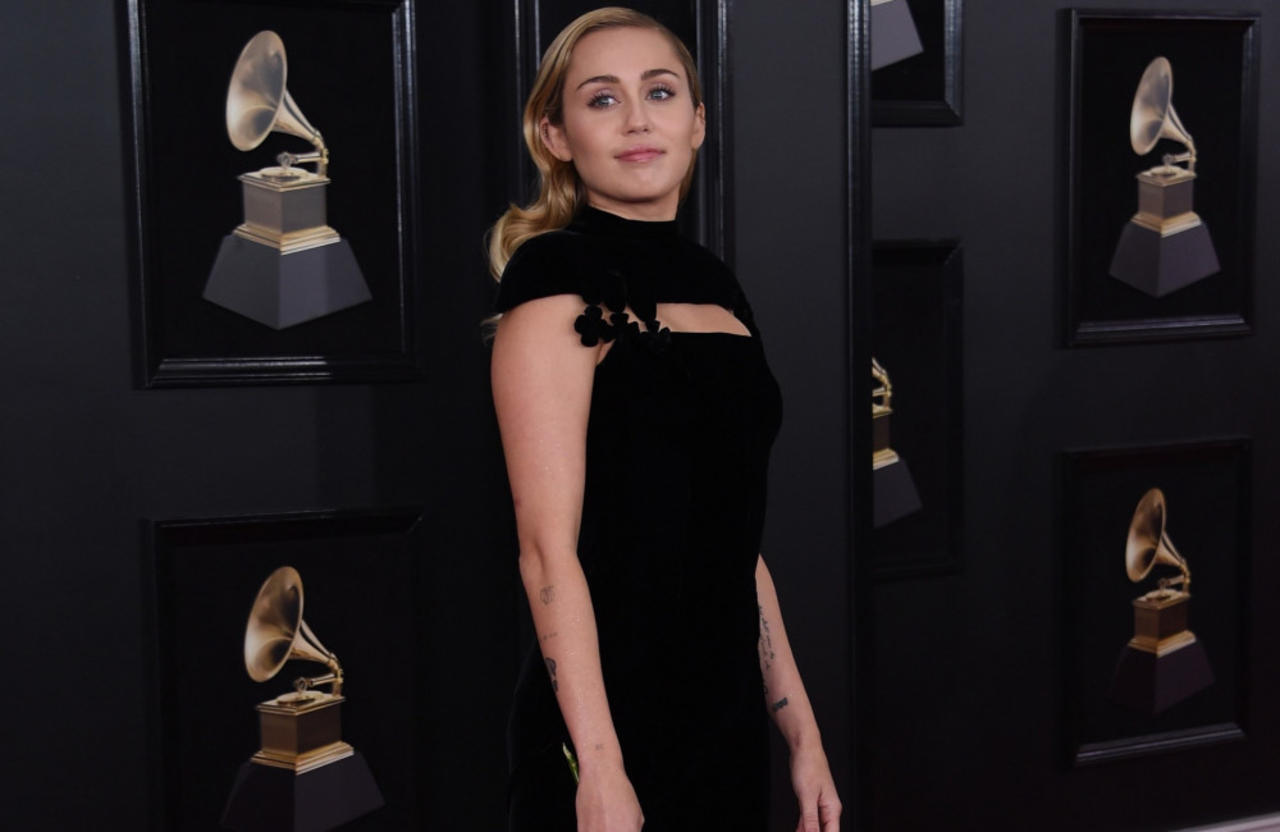Miley Cyrus has won to trademark her name in Europe