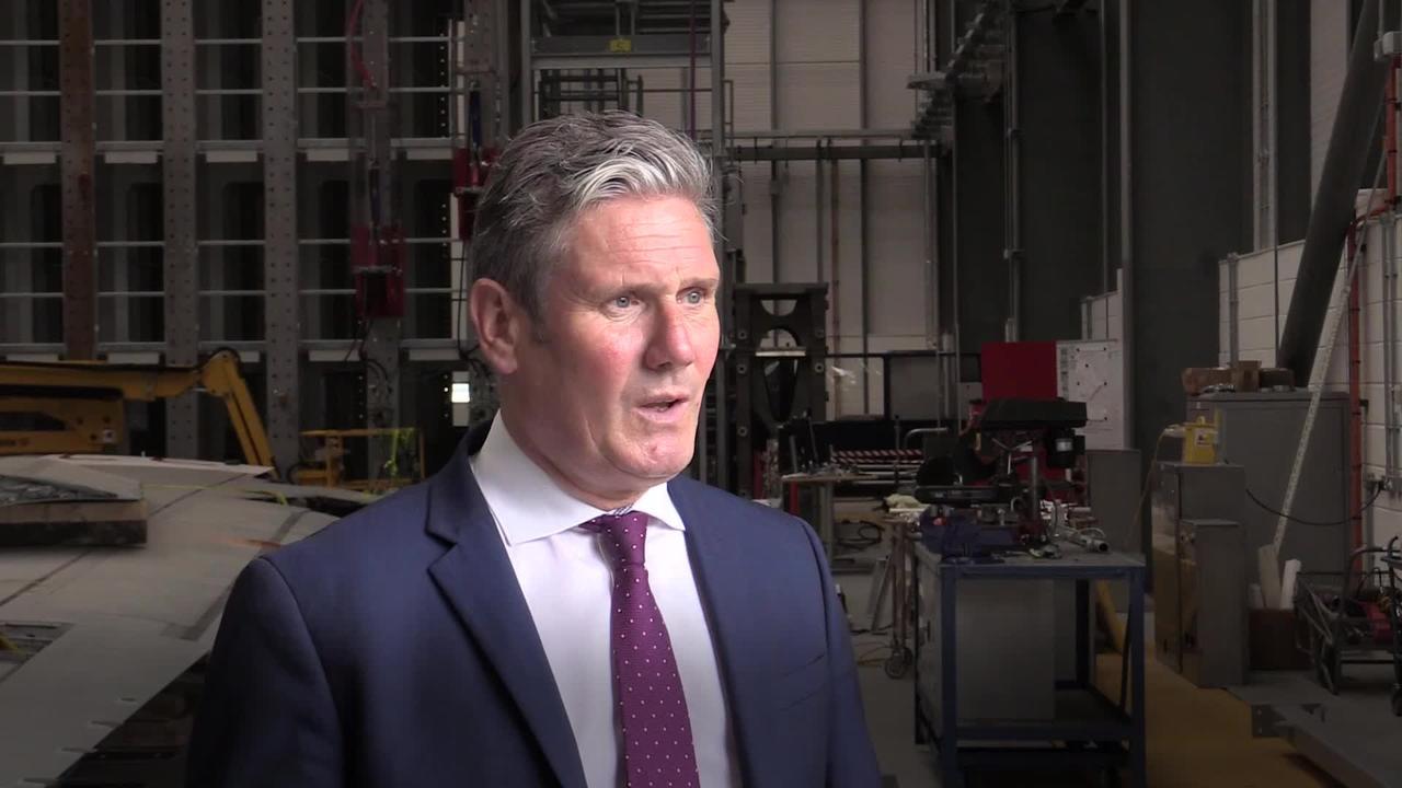 Sir Keir Starmer: Boris Johnson is as hopeless as Matt Hancock after border policy failure