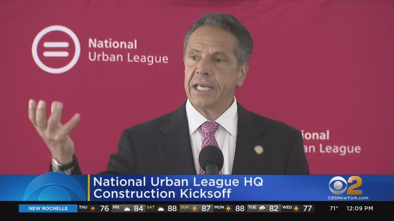 Construction Starts On National Urban League Headquarters
