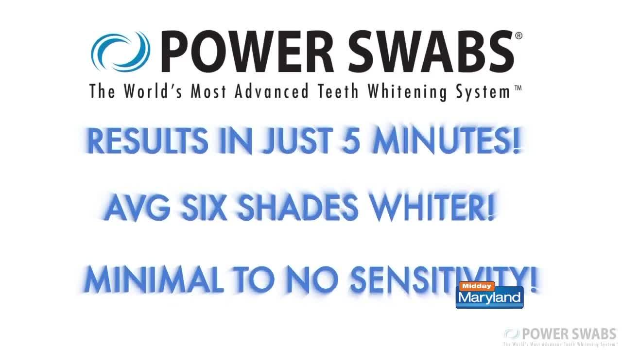 Power Swabs - June 17, 2021