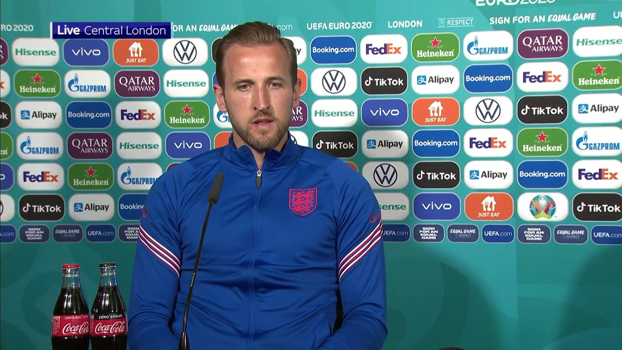 Kane: Eriksen in all of our hearts