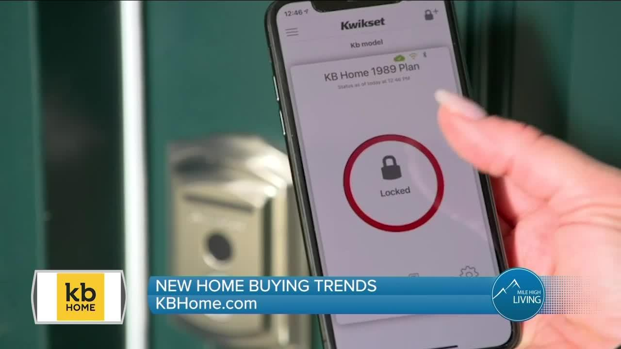 New Home Buying Trends // KBHome.com