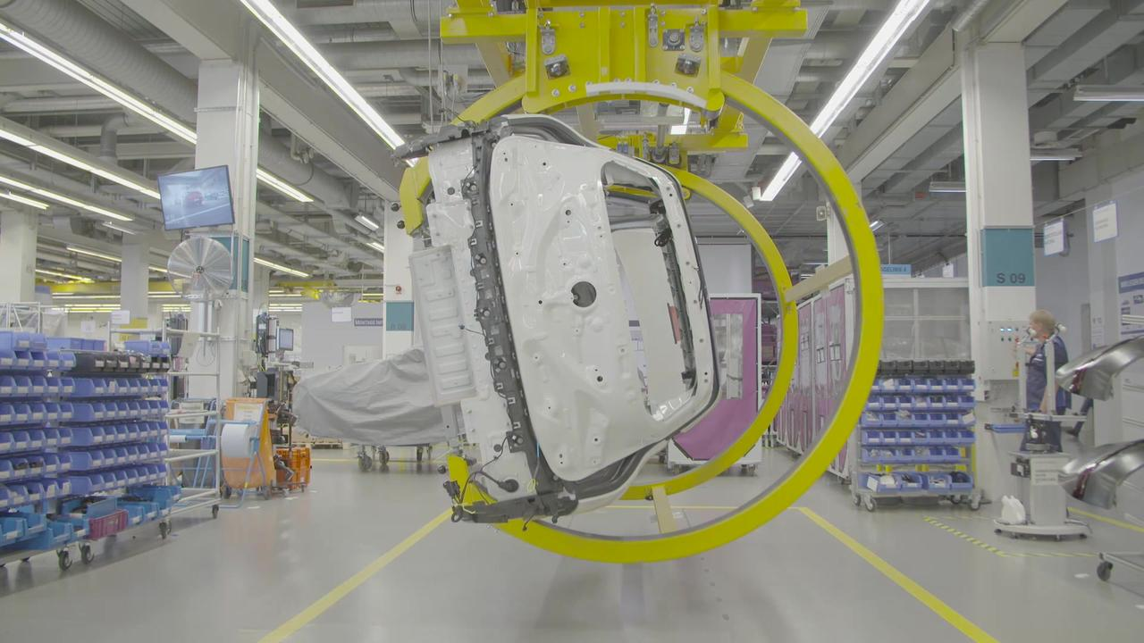 BMW iX - Development - Production FIZ Exterior