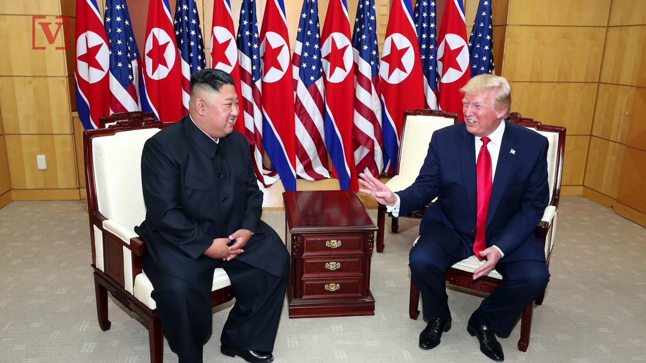 Kim Jong Un Says North Korea Must Prepare For Talks And Confrontation With The U.S.