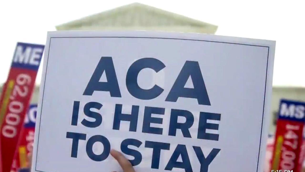 Obamacare Survives Third U.S. Supreme Court Challenge