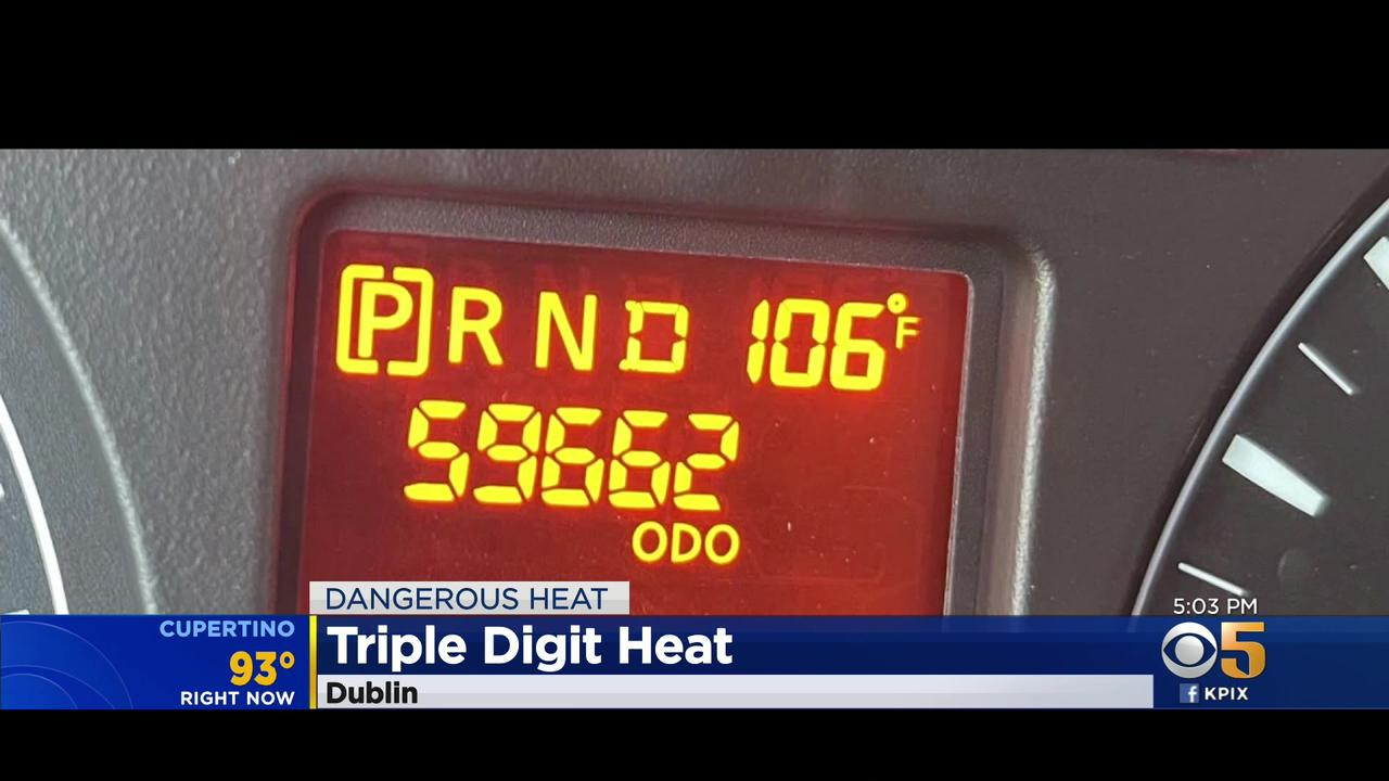 Bay Area Blisters Under Extreme Heat During Second Day of Heat Wave