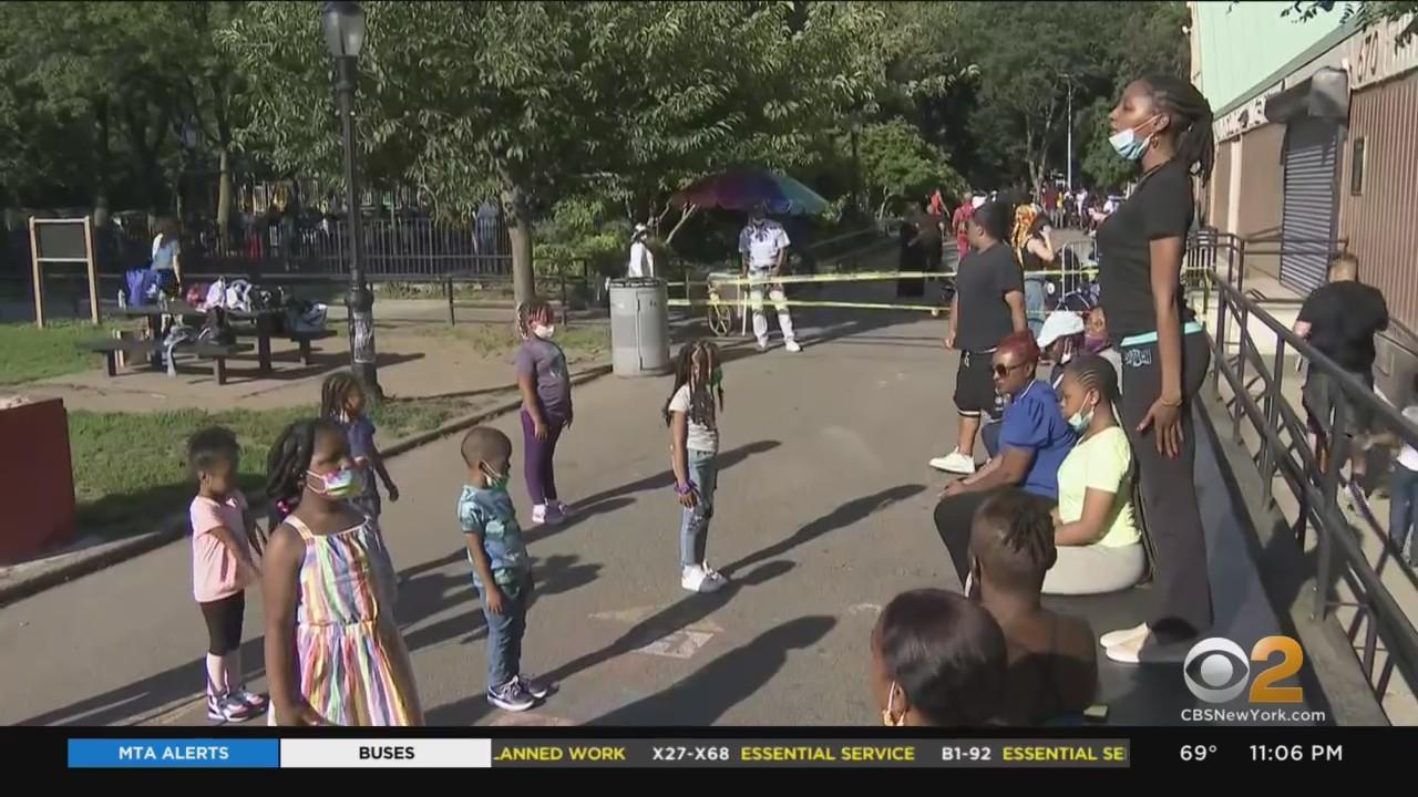 New Yorkers React To Juneteenth Becoming A Federal Holiday