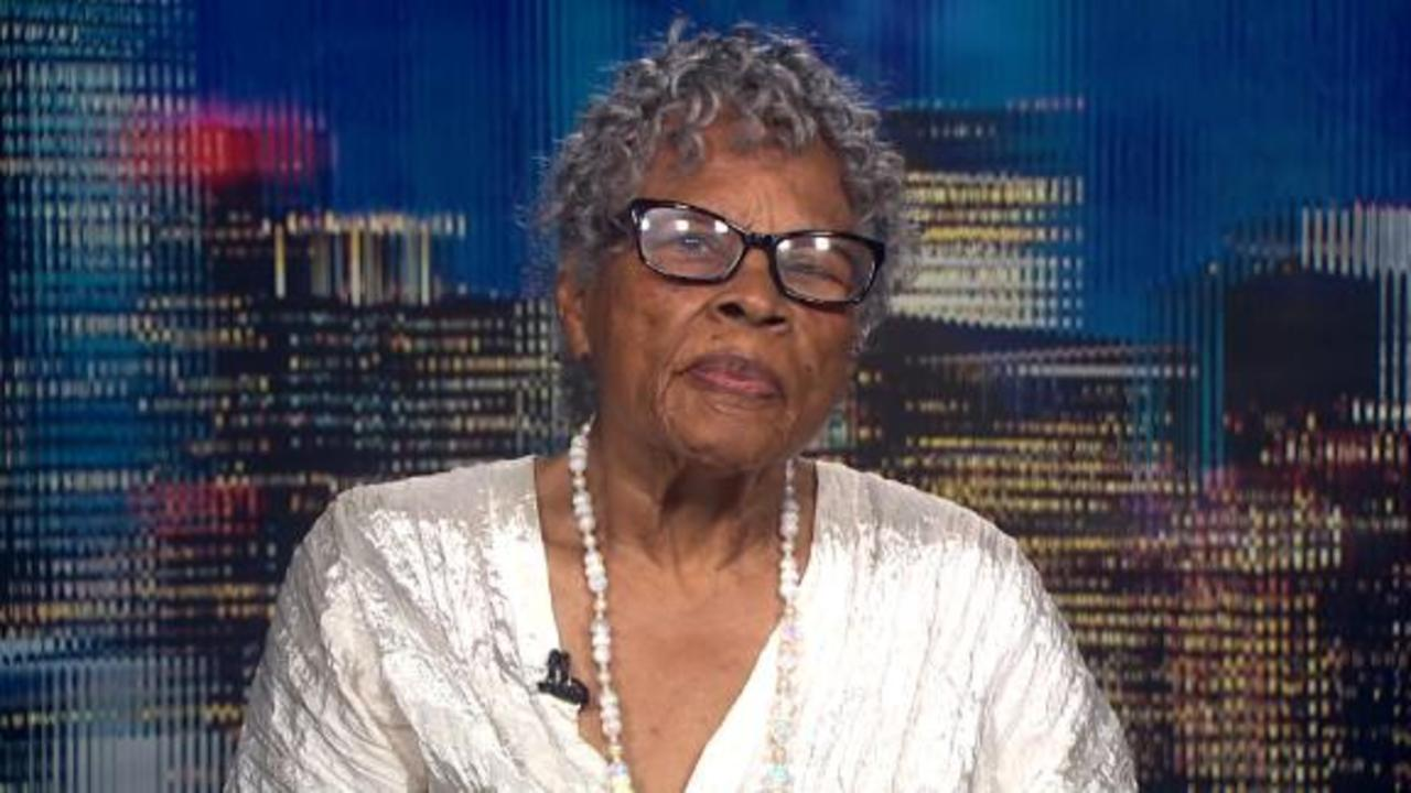 See 'grandmother of Juneteenth' react after bill passes