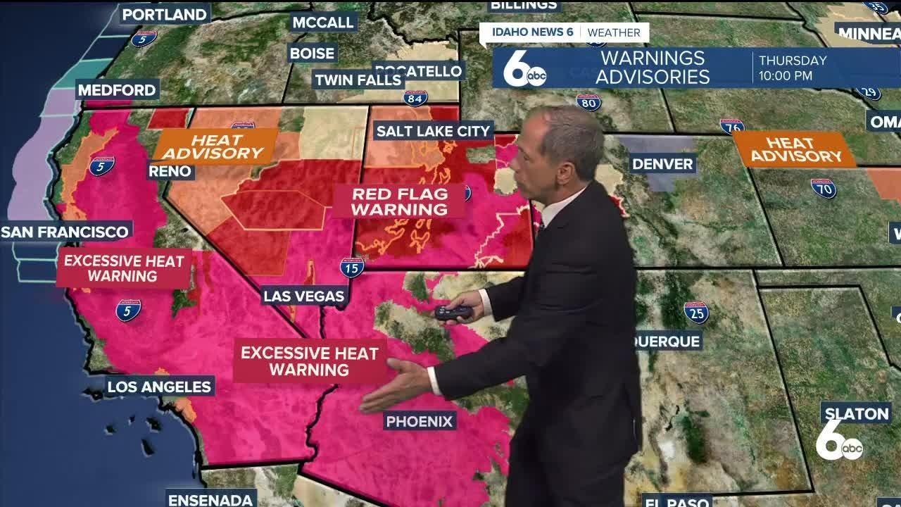 Scott Dorval's Idaho News 6 Forecast - Thursday 6/17/21