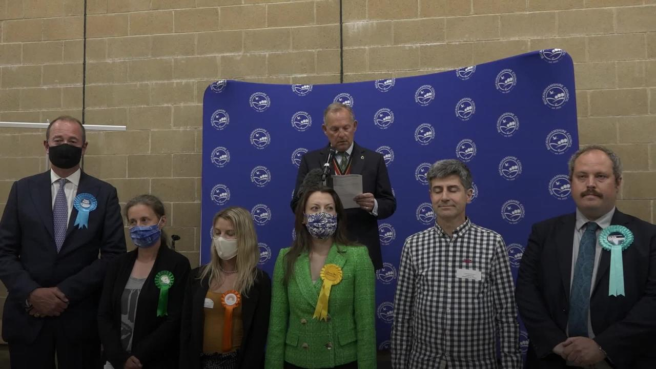 Liberal Democrats upset the odds with historic Chesham and Amersham victory