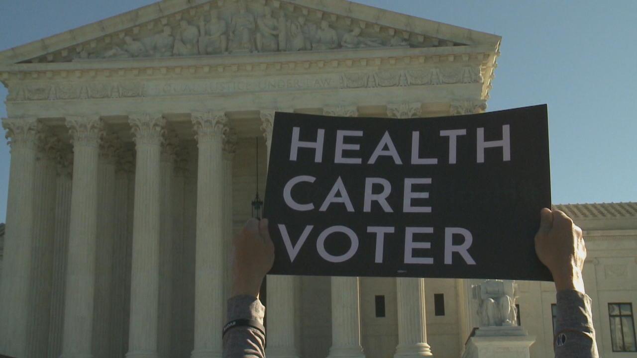 Obamacare survives third US Supreme Court challenge
