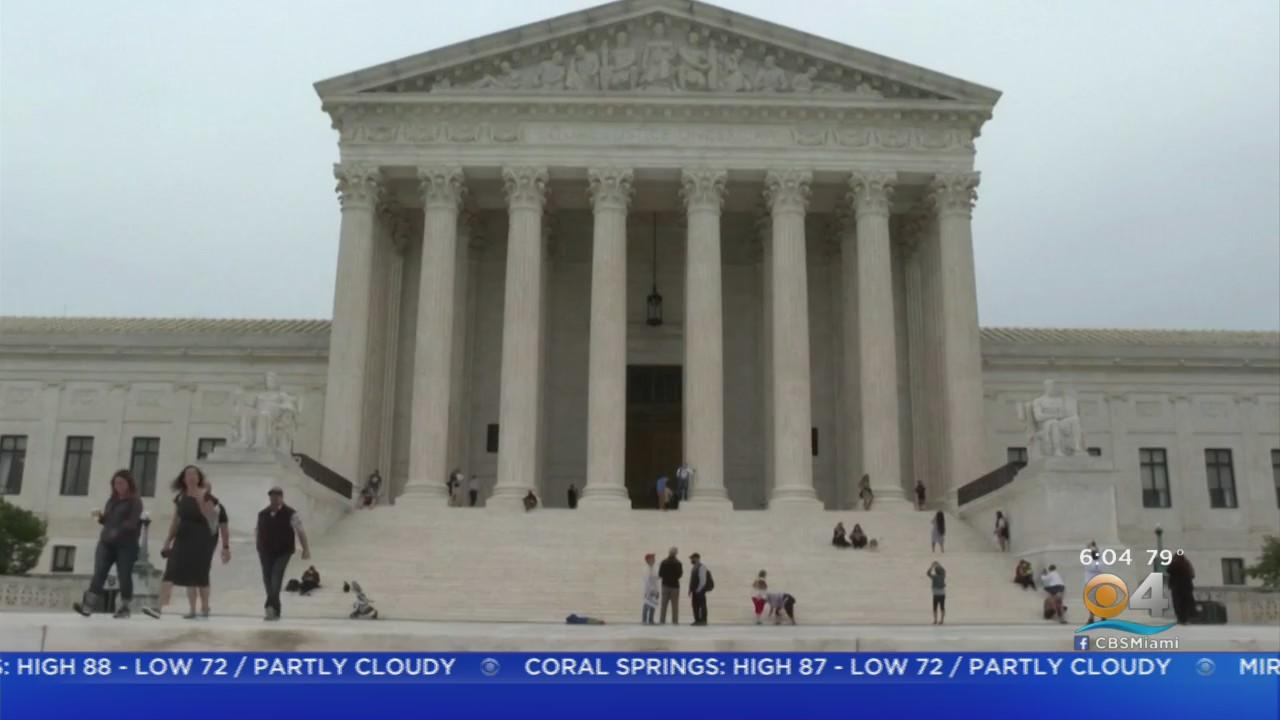 Supreme Court Dismisses Challenge To Affordable Care Act