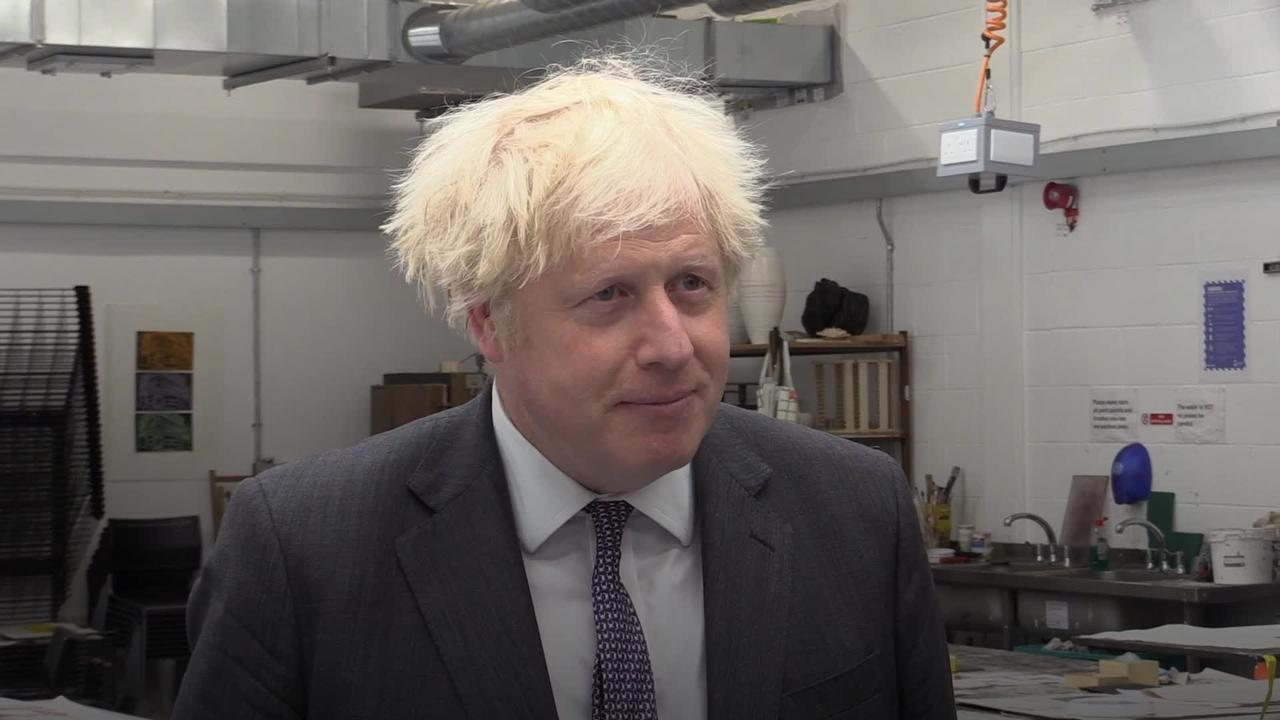 Boris Johnson reflects on 'bizarre' by-election loss