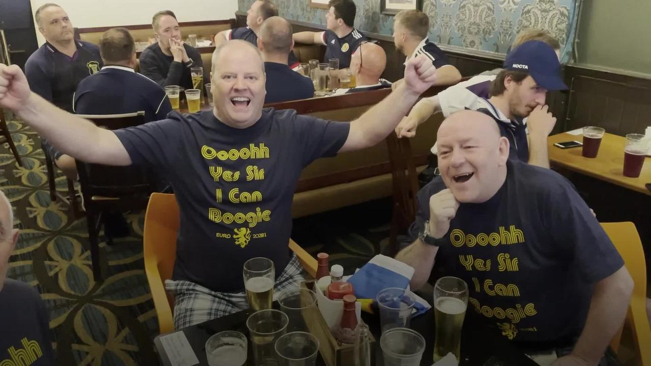 Met Police urge Scottish football fans in London to celebrate responsibly