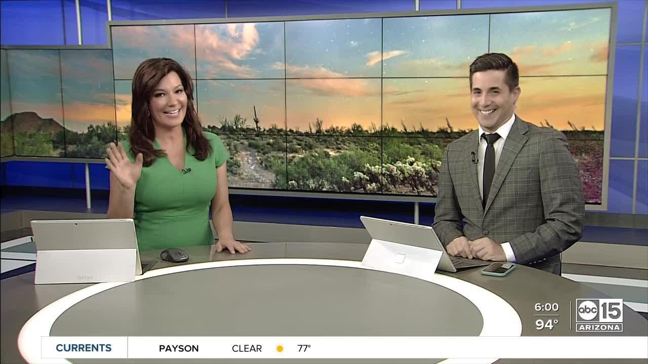 Full Show: ABC15 Mornings | June 18, 6am