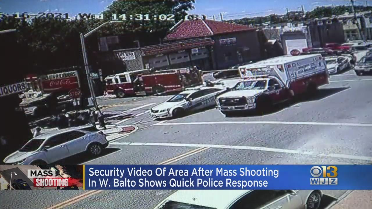 Baltimore Crime Latest: Police ID Man Killed In Mass Shooting