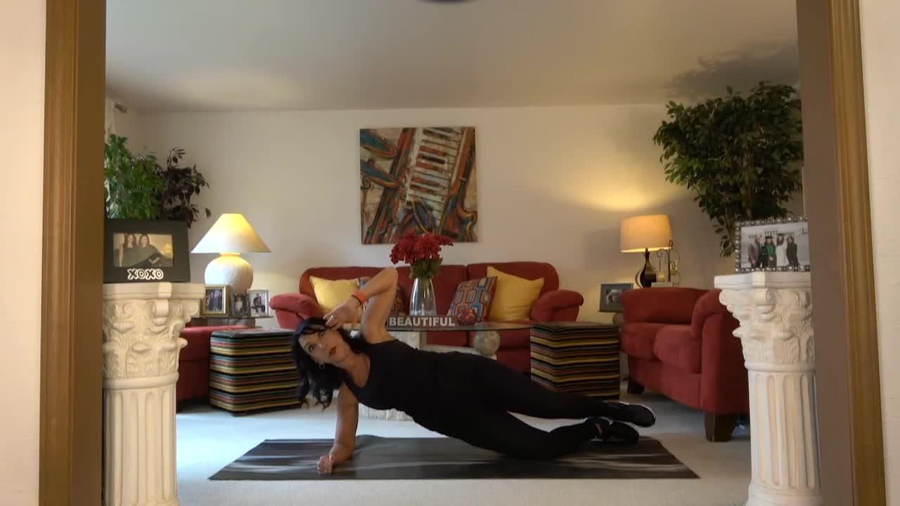 Fitness Friday – Working your obliques