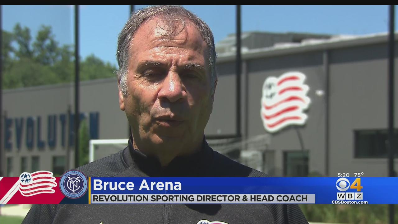 Revs Gearing Up For New York City FC