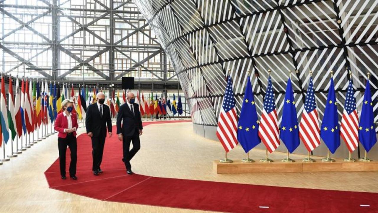 Europe's week: Biden in Brussels and Ursula von der Leyen's recovery plan tour