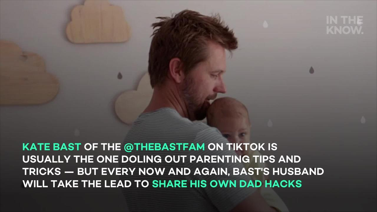 Dad's 'smart' diaper bag organizing hack has parents shook