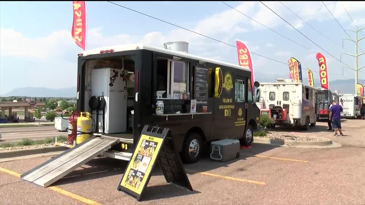 Colorado couple launches food truck with wedding funds