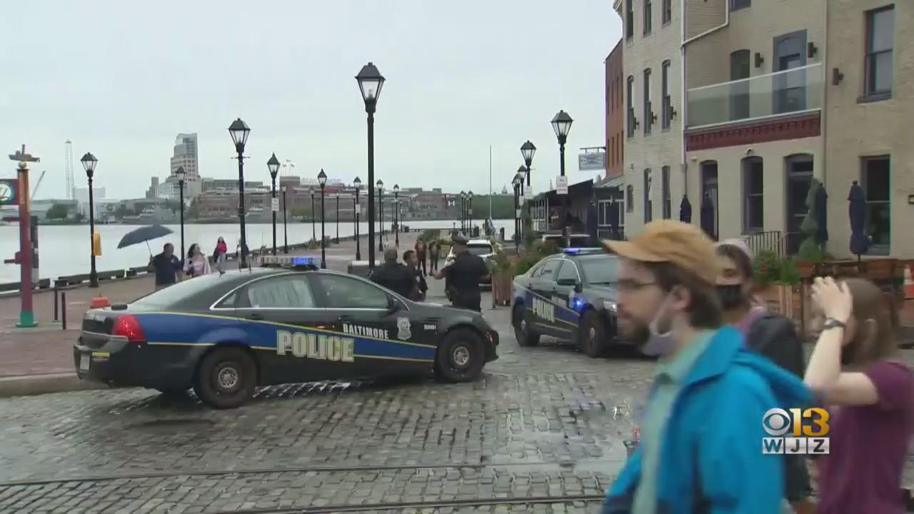 Baltimore Implements Street Closures, Parking Restrictions To Manage Fells Point Violence