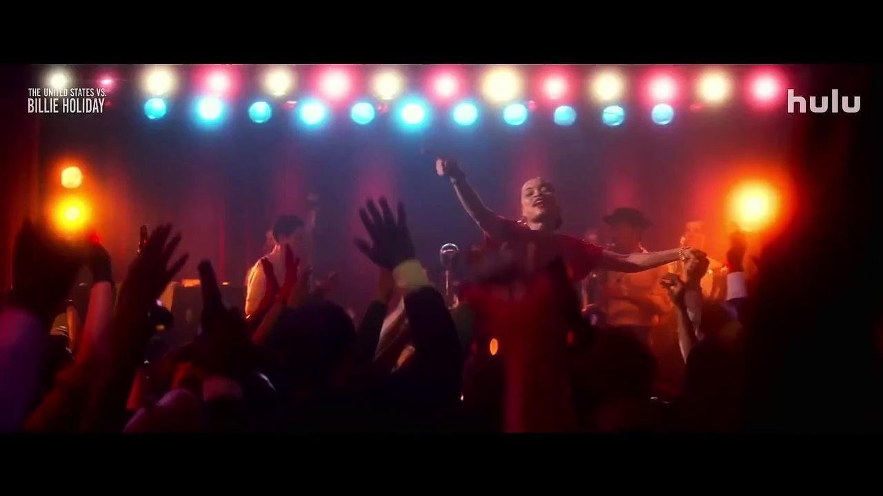 The United States vs. Billie Holiday Movie Trailer