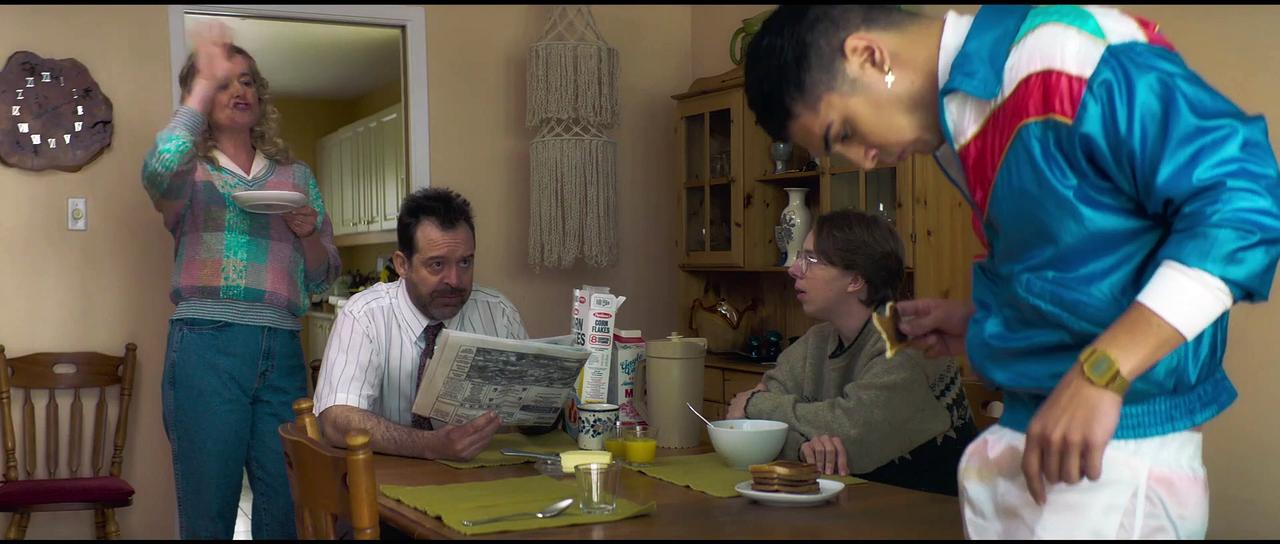 The Exchange Movie Trailer