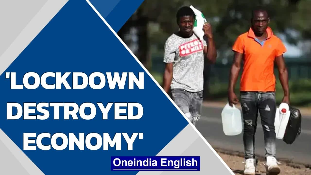 South Africa: Lockdowns destroyed the Economy | Oneindia News
