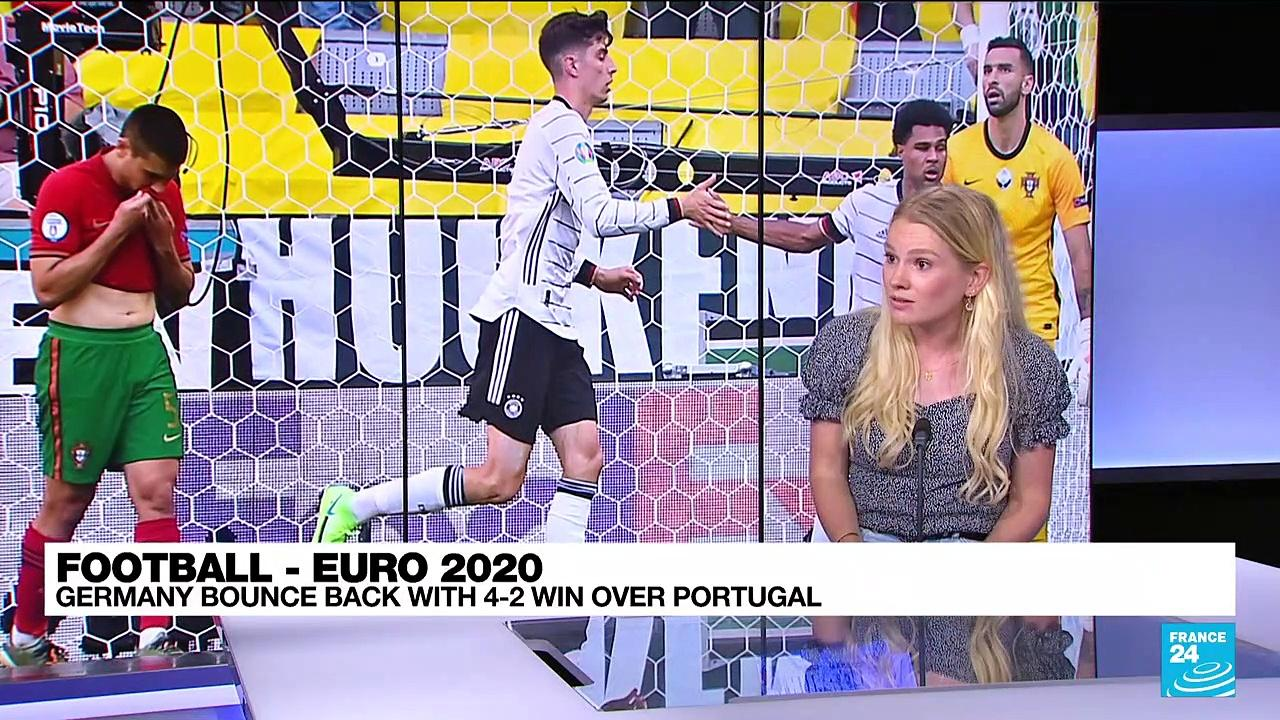Analysis: Germany bounce back with statement 4-2 win over Portugal at Euro 2020