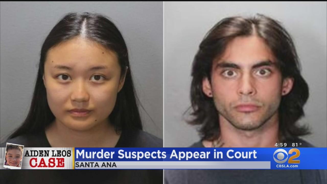 Marcus Eriz, Wynne Lee Plead Not Guilty In Shooting Death Of 6-Year-Old Aiden Leos