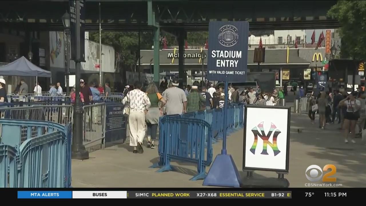 Road To Reopening: Yankee Stadium Returns To Full Capacity