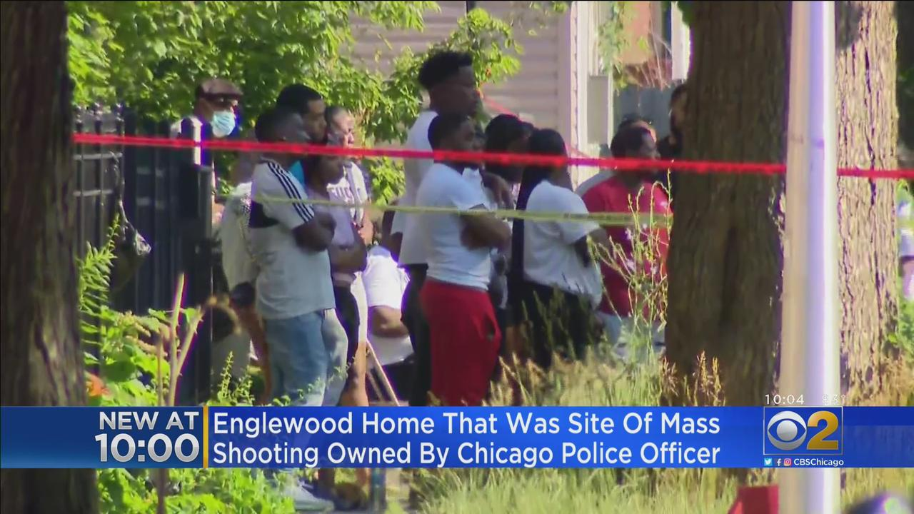 Chicago Police Officer Owns Englewood Home That Was Location Of Deadly Mass Shooting
