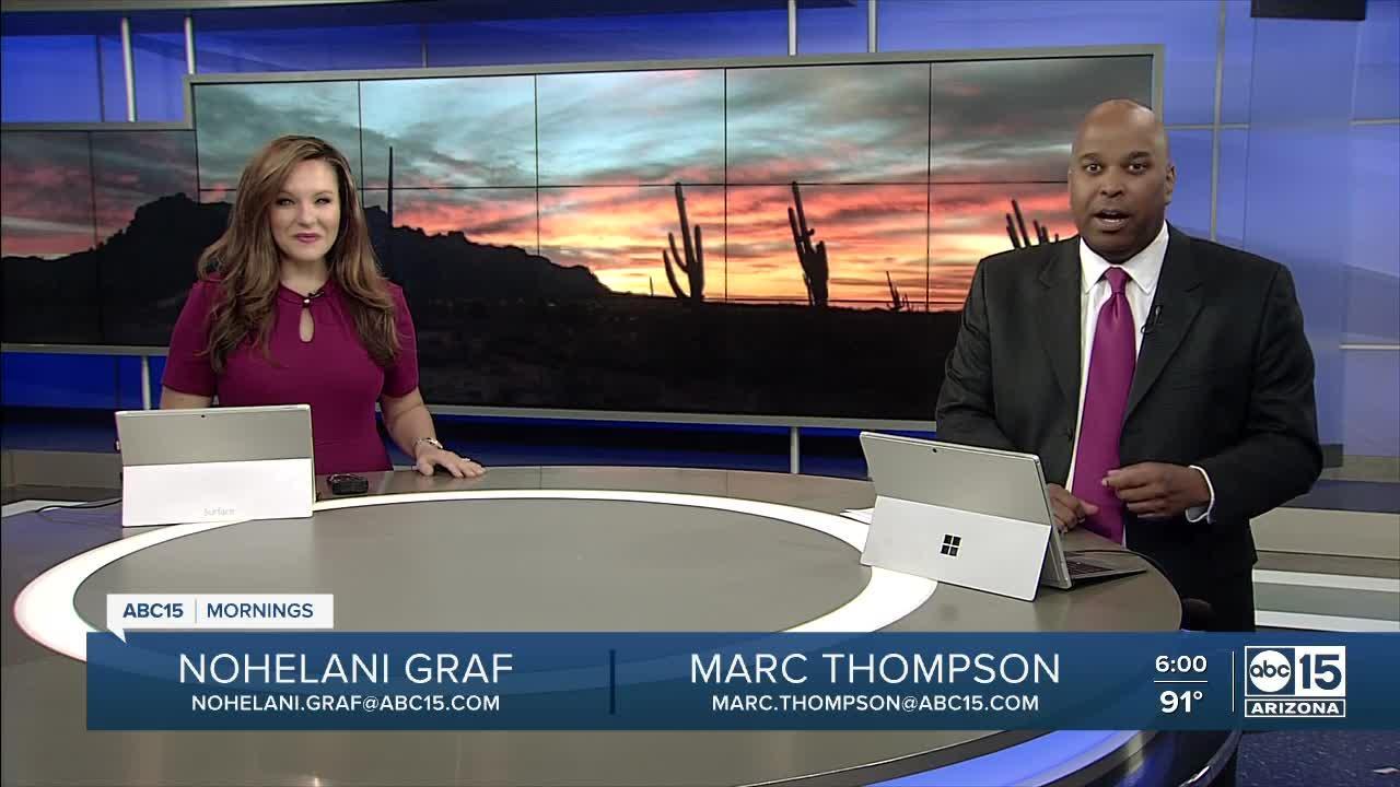 Full Show: ABC15 Mornings | June 19, 6am