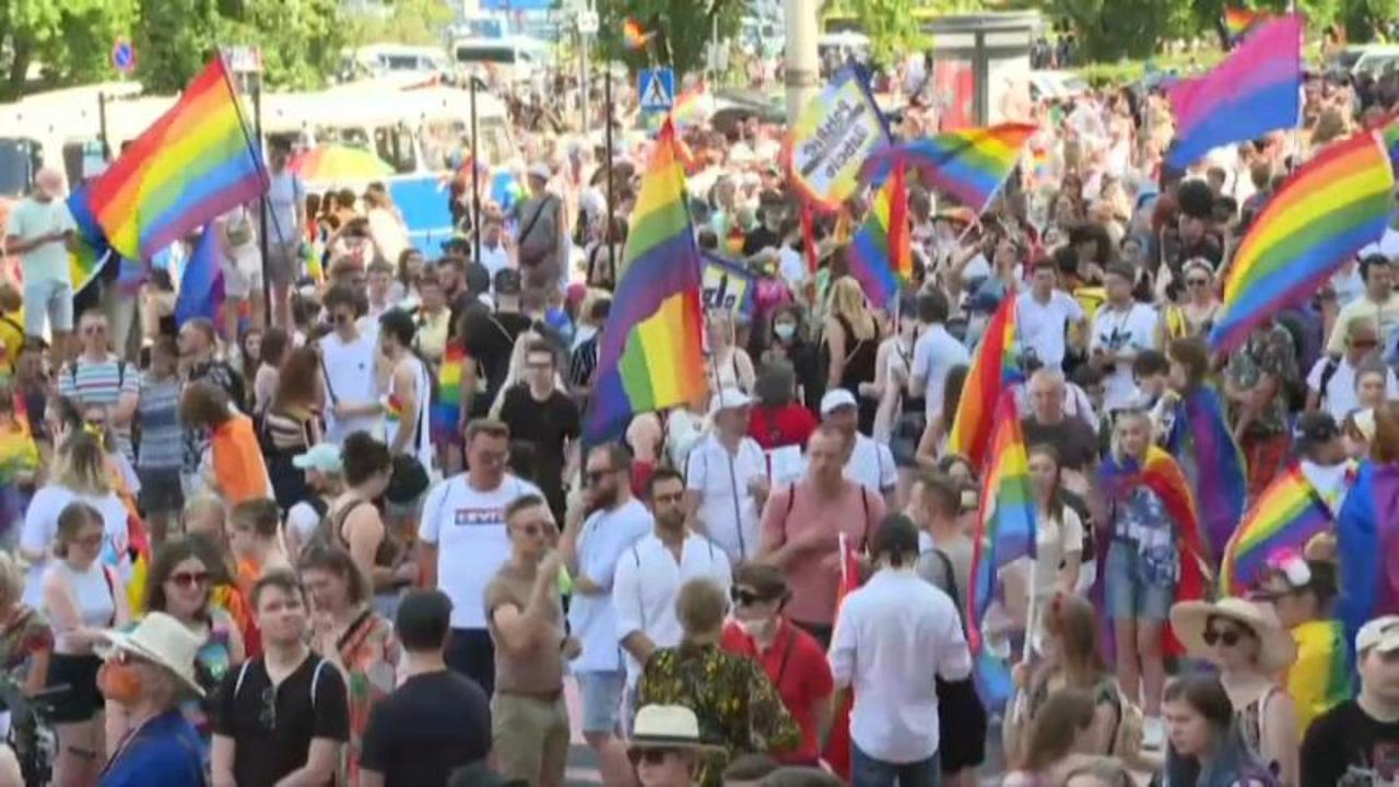 Warsaw's Gay Pride Parade is overshadowed with fear about the future