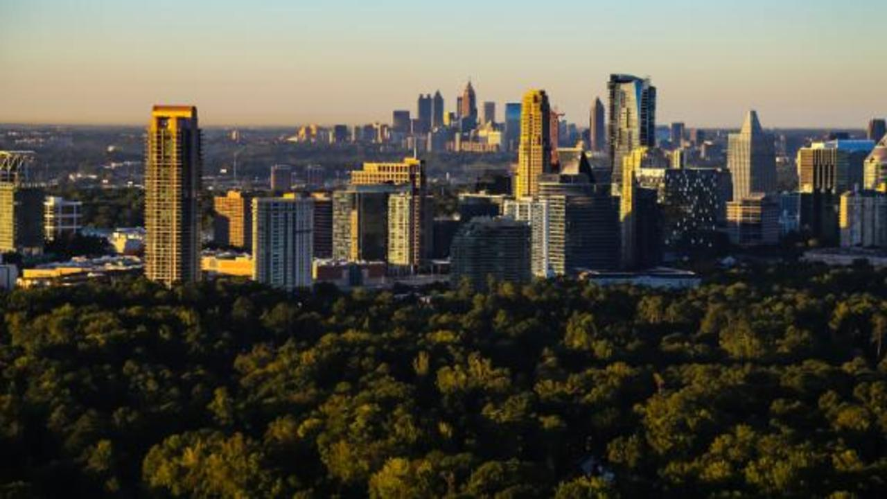 One of Atlanta's richest neighborhoods wants to break up with the city