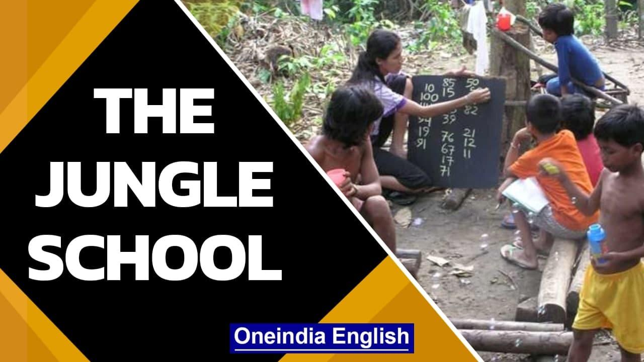The Jungle School: How Indonesia's isolated tribes are taught   Oneindia News
