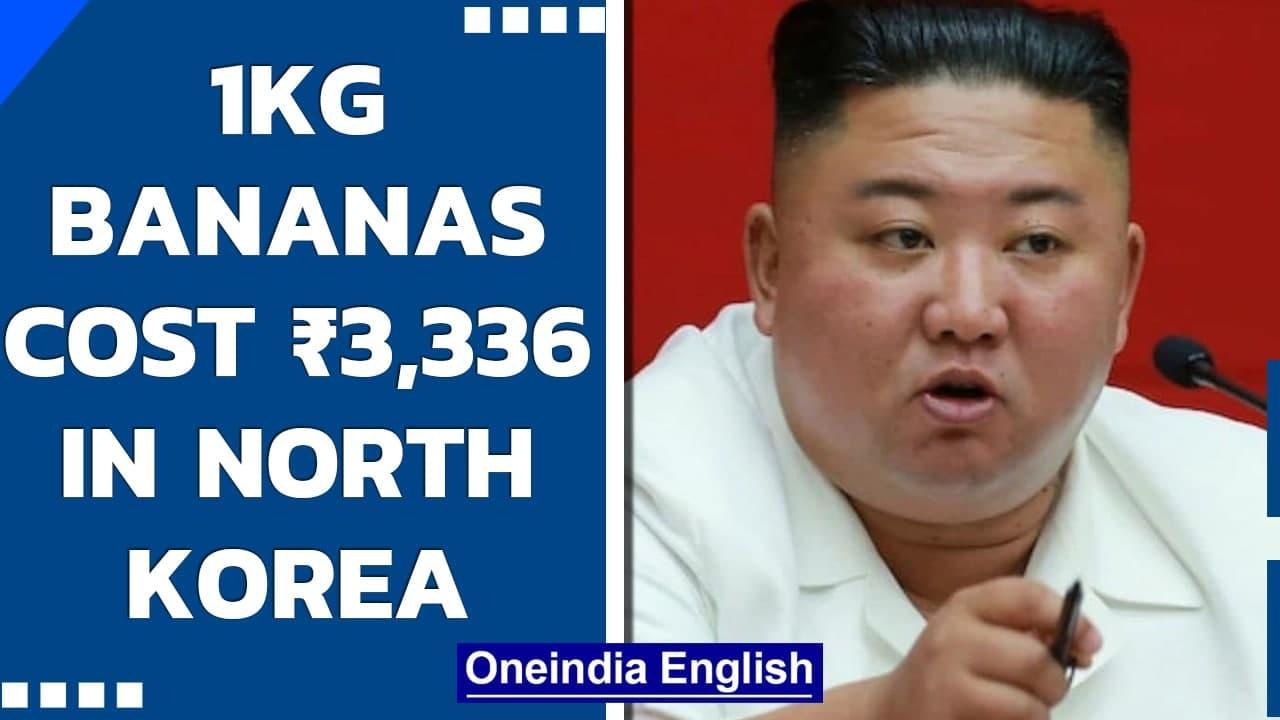 North Korea faces acute food shortage; Kim Jong-un claims typhoons as the main cause | Oneindia News