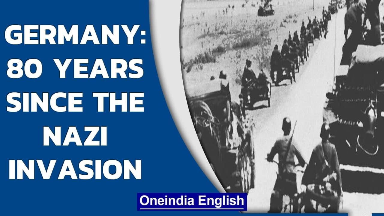 Germany: 80 years since the Nazi invasion of the Soviet Union| Oneindia News