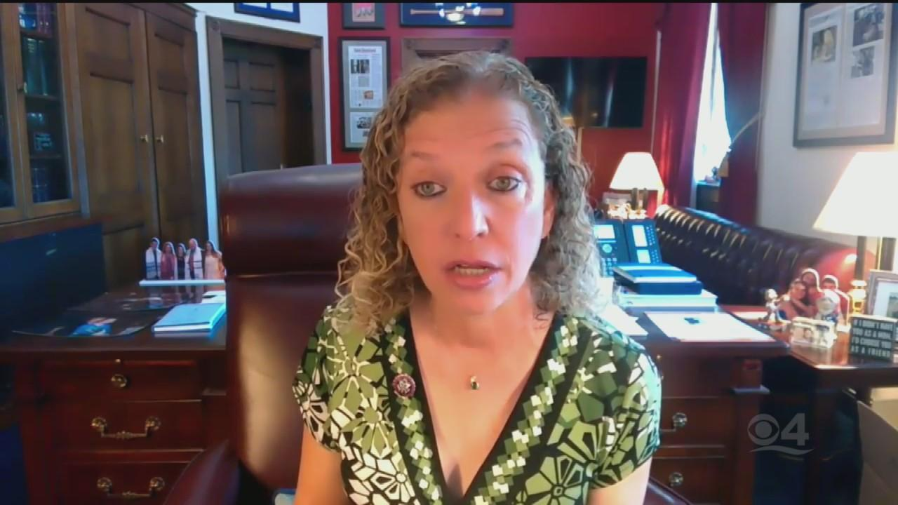 Facing South Florida: 1-On-1 With Rep. Debbie Wasserman Schultz