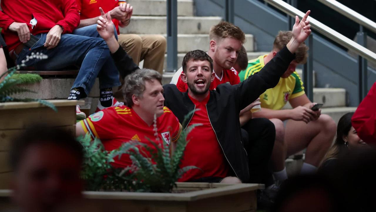 Wales reach Euro knockouts despite defeat to Italy